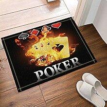 FEIYANG Art Deco Poker EIN Feuer Badezimmer
