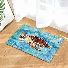 FEIYANG Marine Dekoration Schildkröte Ölgemälde