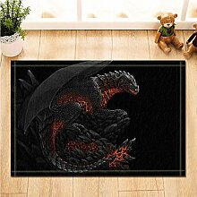 FEIYANG Tier Decor 3D Print Fire Dragon Bad