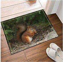 FEIYANG Tier Dekor Nettes Eichhörnchen unter