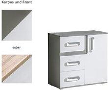 Feldmann-Wohnen Kommode APETITO, Korpusfarbe
