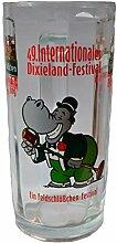 Feldschlößchen Bierglas/Seidel Dixieland-Edition