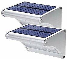 felicon® Outdoor Solar Wandleuchte LED Wireless