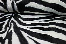 Fellimitat Zebra, Karenval, Fasching, VE: 1m