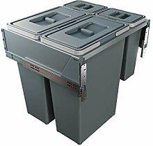 FELOMODE BLOCK 2.0 PBR A4760A Einbau-Mülleimer