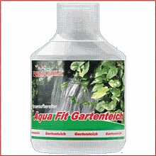 FEMANGA Aqua Fit Gartenteich 500ml für 5.000 Liter