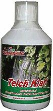 FEMANGA Teich Klar 5000 ml reicht für 75.000 Liter
