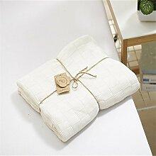 FenDie® Baumwolle Kinderdecke Kinderwagen Bett
