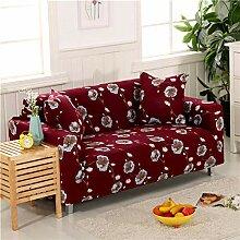 FENFANGAN Sofabezug Elastisch Ecksofa Stretch Sofa