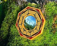 Feng Shui - Ba-Gua-Spiegel konkav 15cm