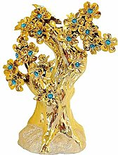 Feng-Shui Geldbaum Keramik Money Tree for