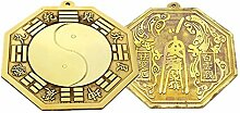 Feng Shui Schutzamulett, Bagua-Spiegel, aus
