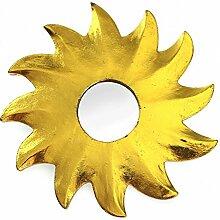 Feng Shui Spiegel Dekospiegel Sonne Ø 20 cm aus