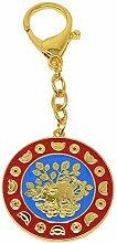 Feng Shui Wealth Mongoose Amulett W4182
