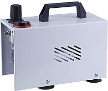 Fengda AS-18B - Professional Airbrush mini Kompressor / 4 bar / Kompakt mit Manometer, Druckminderer