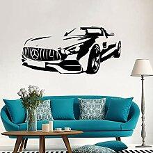 Fengdp AMG GT Roadster Aufkleber Boy Room Toy Room