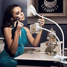 Fengdp LED Selfie Ring Lampe LED Nachtlicht mit