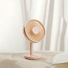 FENGSHAN Kreative Mini-Desktop-Fan, tragbare