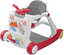 FENGXU Baby Lauflernhilfe, Gehfrei Lauflernwagen