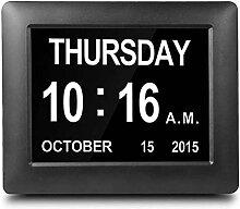 FENGZ Demenz Uhren Wecker Wecktisch Uhr Uhr Bad