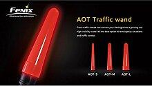 Fenix ??LED-Taschenlampe AOT-S AOT-M AOT-L Red Verkehrs Wand: AOT-L