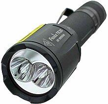 Fenix TK25 UV-Taschenlampe Weiß & UV 1000 Lumen