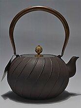 Fenjun - Japanische Eisen-Teekanne, handgefertigt,