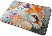 Fennec Fox Baby Malerei Persönlichkeit Muster