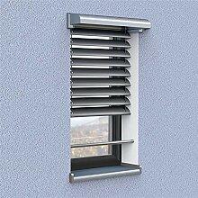 Fenster Absturzsicherung Innenbefestigung Easy V2A