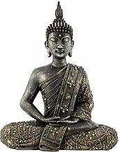 Fenster Aufkleber Zen Stone Buddha Fensterfolie