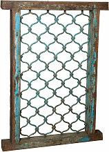 Fenster Eisenkorn Gitter Mit Rahmen, Der Fein In