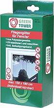 Fenster Fliegengitter,Insektennetz,Insektenschutz,anthrazit,B x H: 150 x 180 cm (10)
