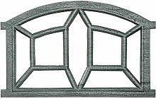 Fenster grau Stallfenster Eisenfenster