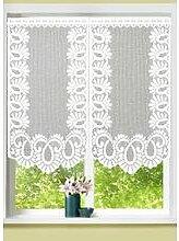 Fenster- oder Türbehang aus Jacquard, Größe 309