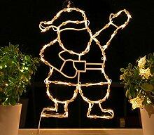 Fenster-Silhouette Weihnachten 45cm Weihnachtsdeko