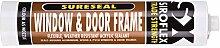 Fenster & Tür Rahmen Dichtstoff 300ml Braun