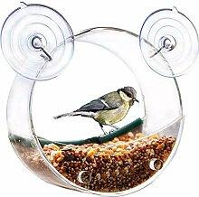 Fenster Vogelfutterspender, Vogelfutterspender