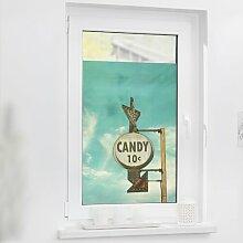 Fensterbild Candy ScanMod Design