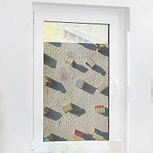 Fensterbild Strandkörbe