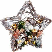 Fensterdeko Stern, Weihnachten