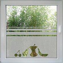 Fensterdekor Fruits von Create&Wall - toller