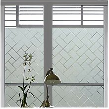 Fensterfolie Selbstklebend mit Rakel,