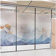 Fensterfolie Sichtschutz - One Way Silber