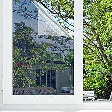 Fensterfolie Spiegelfolie Sichtschutzfolie,90 x