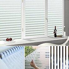 Fensterfolie UV-Schutz 90x200CM Dekorfolie