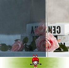 Fensterfolie windows und windows küche balkon sonnenblende aufkleber hitze isoliert film sonnenschutz-B 90x100cm(35x39inch)