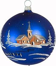 Fensterkugel Weihnachtskugel Landschaftkugel