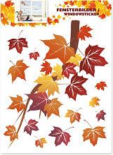 Fenstersticker - Fenstersticker Herbst
