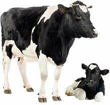 Fenstersticker No.719 The Cow Family Fenster