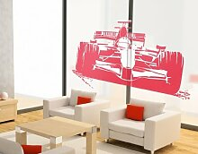 Fenstersticker No.EG4 Rennauto Formel1 Auto Sport